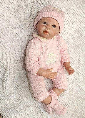 Boneca Bebe Reborn 079