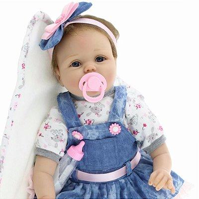 Boneca Bebê Reborn 082