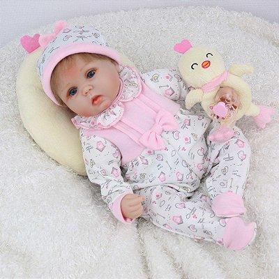 Boneca Bebê Reborn 086