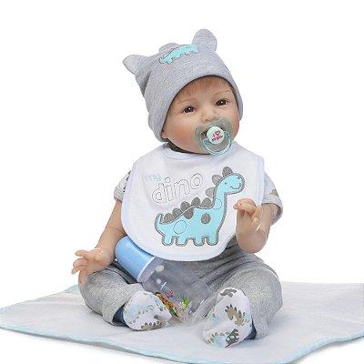 Boneca Bebê Reborn 087