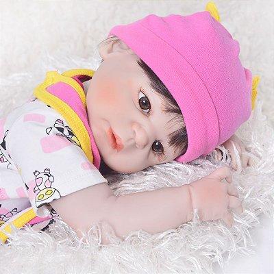 Boneca Bebê Reborn 0100