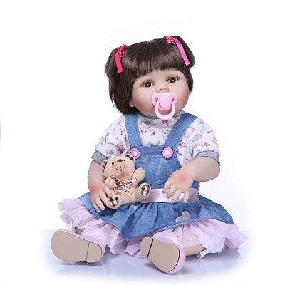 Boneca Bebê Reborn 0101
