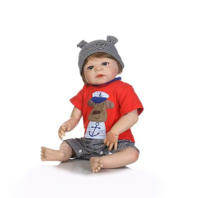 Boneca Bebê Reborn 0102
