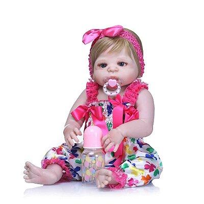 Boneca Bebê Reborn 0104