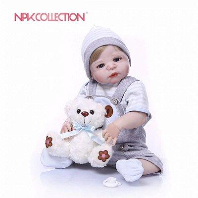 Boneca Bebê Reborn 0105