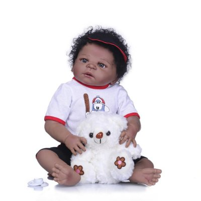 Boneca Bebê Reborn 0106