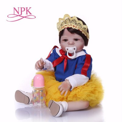 Boneca Bebê Reborn 0108