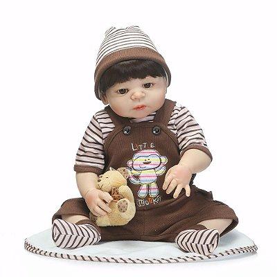 Boneca Bebê Reborn 0110