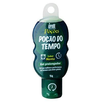 POÇÃO DO TEMPO GEL PROLONGADOR MASCULINO 15G LINHA POÇÕES INTT
