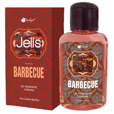 Gel Beijável para Sexo Oral Jells Aroma Barbecue 30ml