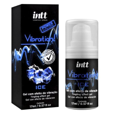Gel Excitante Vibration Extra Forte Ice 17ml