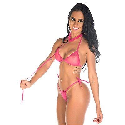 Fantasia Gatinha Pink