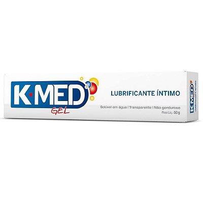 Lubrificante Íntimo K-MED 50g