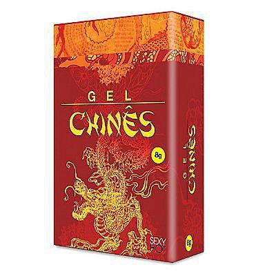 Gel Chinês 8 gramas bisnaga