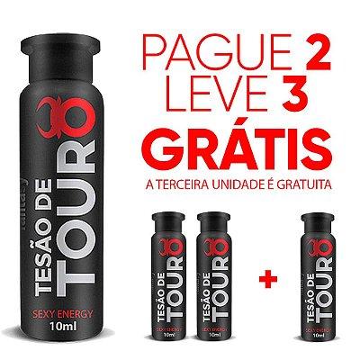 Tesão de Touro - Pague 2 e Leve 3
