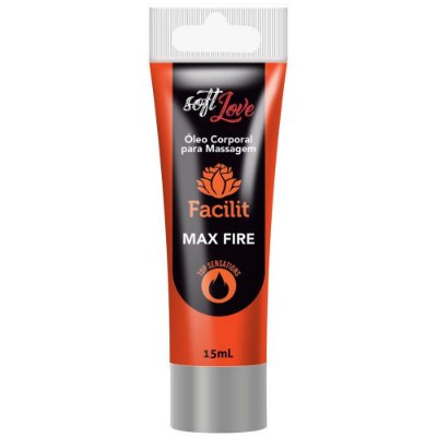 FACILIT MAX FIRE BISNAGA 15ML - SOFT LOVE