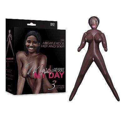 Doll Maid My Day - Boneca inflável Eva Angelina