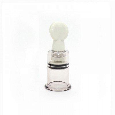Estimulador de Mamilos com Sucção Unissex em Acrílico -  SA004