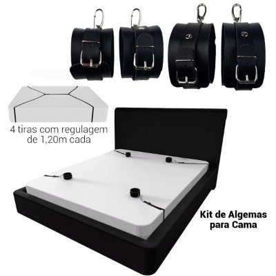 KIT DE ALGEMAS PARA CAMA - NS187