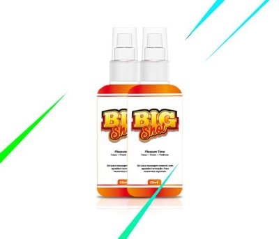 Bigshot Gel - 2 frascos