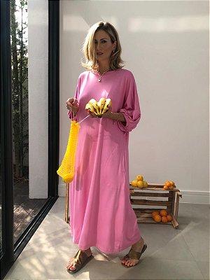 Vestido Groselha