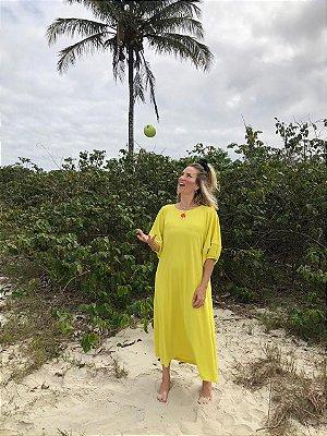 Vestido Capim-Limão