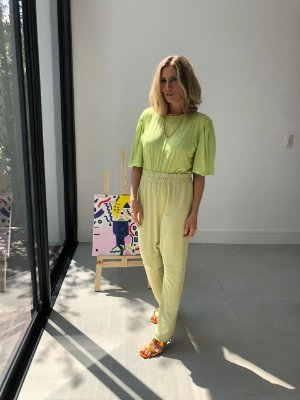 Blusa Limão
