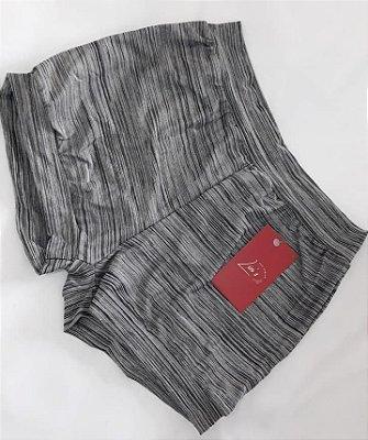 Short mesclado - Preto