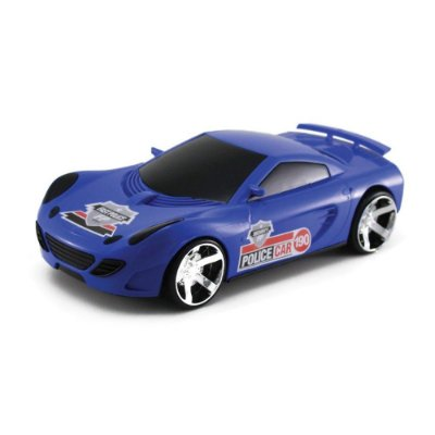 Carro Fast Police Car - Orange Toys