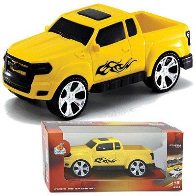 Pick Up Fury 4x4 - Orange Toys