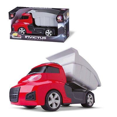 Caminhão de Brinquedo Basculante Invictus - Cardoso