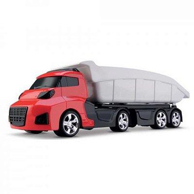 Super Caminhão Invictus Graneleiro - Cardoso Toys