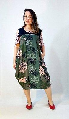 Vestido Colméia