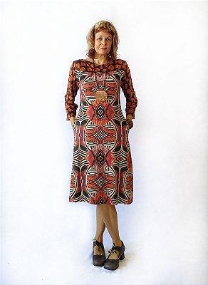 Vestido Catânia