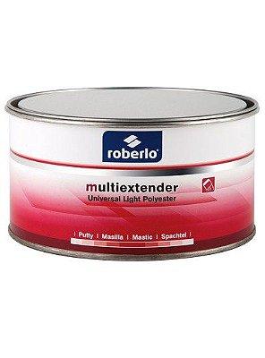 Massa Poliester Multiextender 750ml - Roberlo