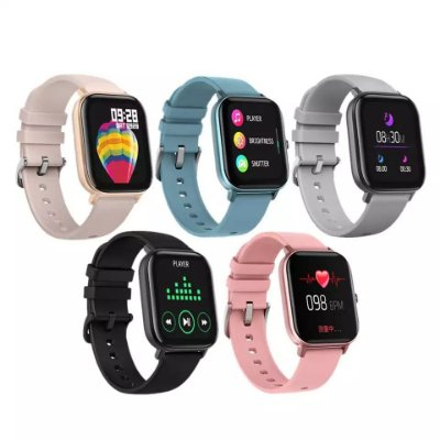 Relógio Smartwatch Morefit Pro P8