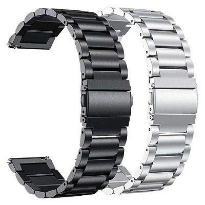 Pulseira Metálica para Smartwatch Morefit Pro P8