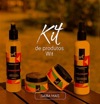 Kit de Produtos Wit - Horizontal