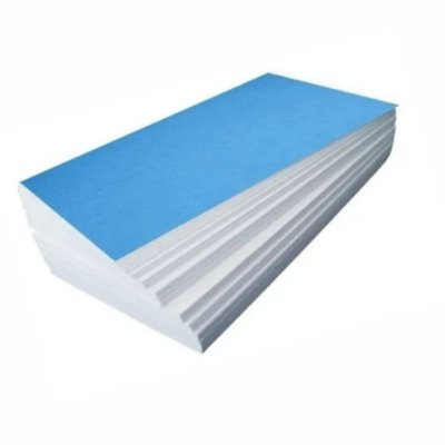 Papel Sublimatico Havir - A3 Fundo Azul