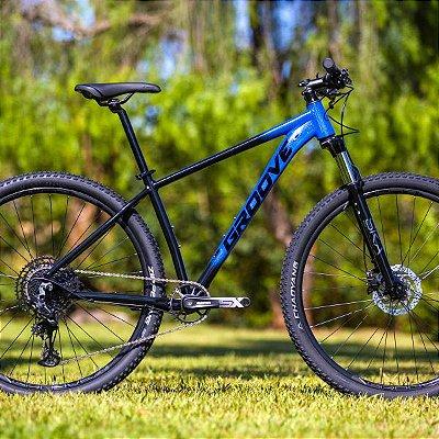 Bicicleta Mountain Bike Groove SKA 50.1 MTB (semi nova)