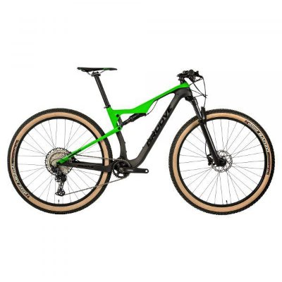 Bicicleta Groove Slap Carbon 7 Full Suspension 12v