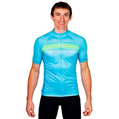 Camisa Ciclismo Unissex Tradicional Astro Azul Furbo