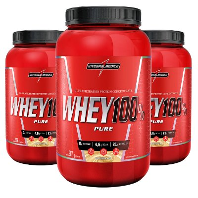Super Whey 100% Pure Body Size - 907g - Integralmédica