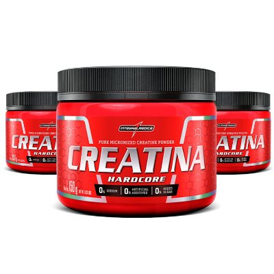 Creatina Hardcore Reload - 150g - Integralmédica