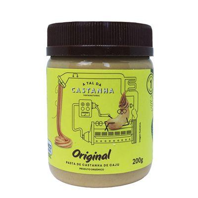 Pasta de Castanha de Caju Organica - A Tal da Castanha - 200g