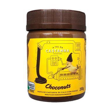 Pasta de Castanha de Caju Organica Choconuts - A Tal da Castanha - 200g