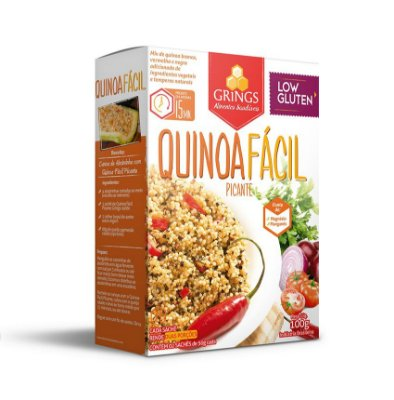 Quinoa Fácil Picante Grings - 100g