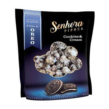 Senhora Pipoca Doce Oreo Cookies and Cream - 100g