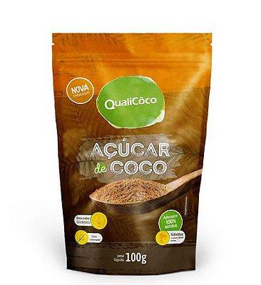 Açúcar de Coco Qualicôco - 100g