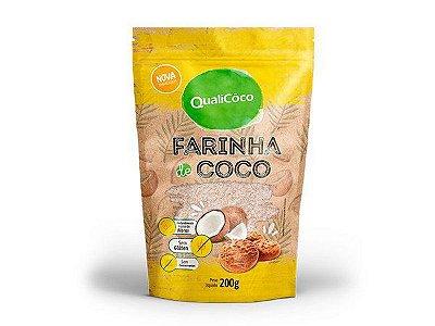 Farinha de Coco Qualicôco - 200g